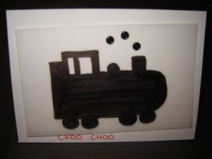 choo choo thank you