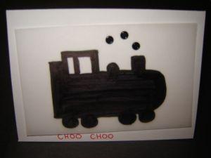 choo choo thank you