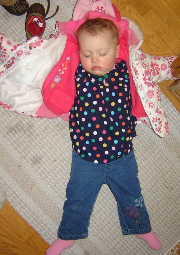 sleeping big sister