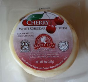 White Cherry Cheddar