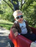 Cool man 2 year old