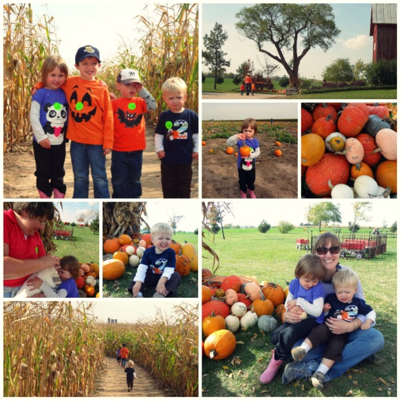 Fall Fun collage