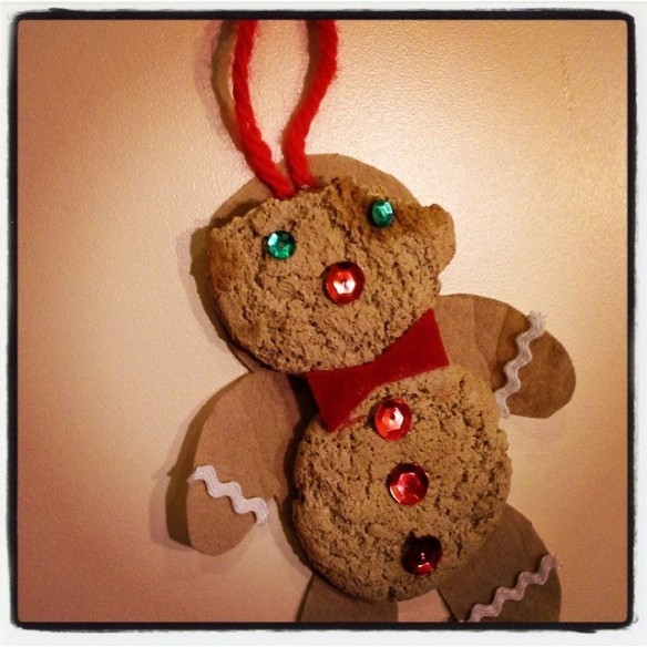 Poor gingerbread man