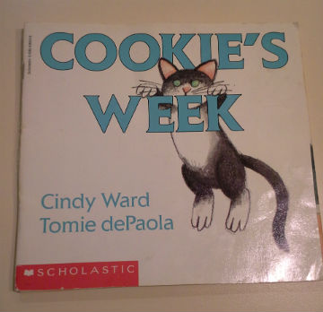 Cookies Week by Cindy Ward Tomie dePaola