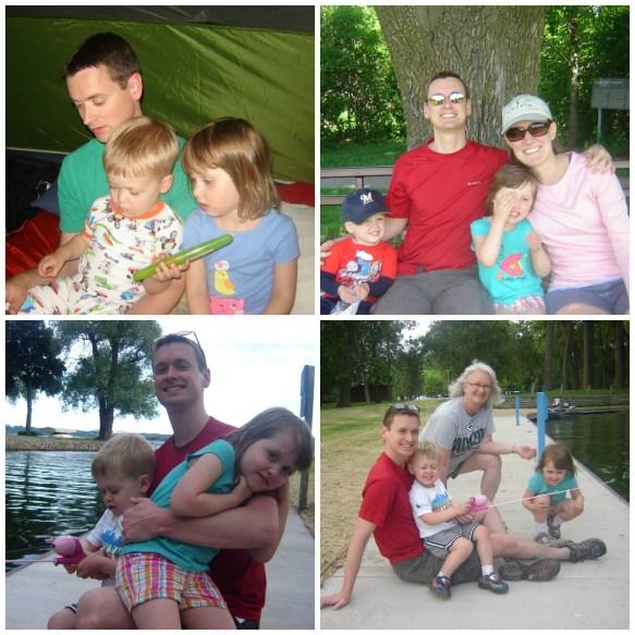 Wordless Wednesday: Summer Camping Fun