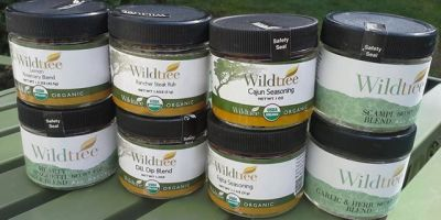Wildtree 8 Pack of Seasonings