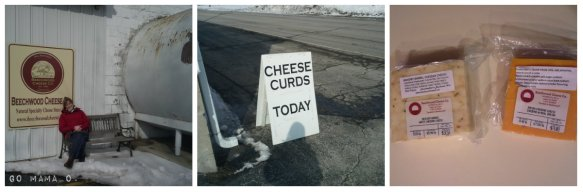 YES - fresh cheese curds!!