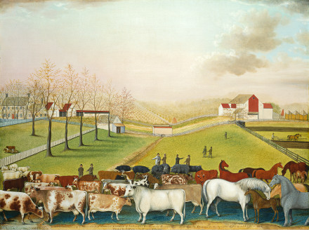 The Cornell Farm Edward Hicks