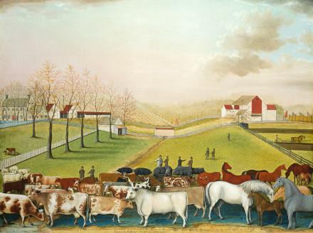 The Cornell Farm Edward Hicks
