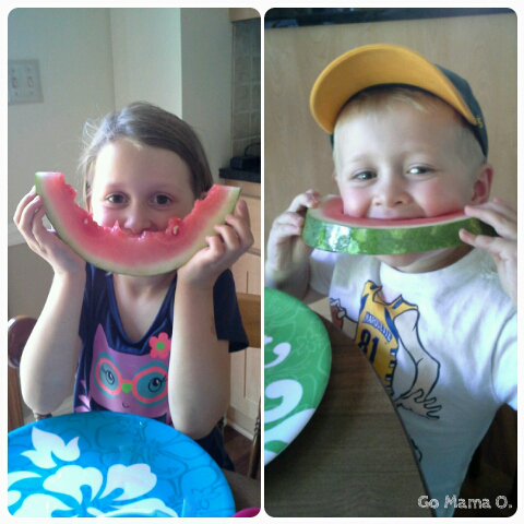 watermelon smiles go mama o