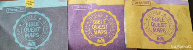 Cave Quest Vacation Bible School