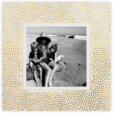 konfetti-gold-card-kelly-wearstler Photo Card Paperless Post