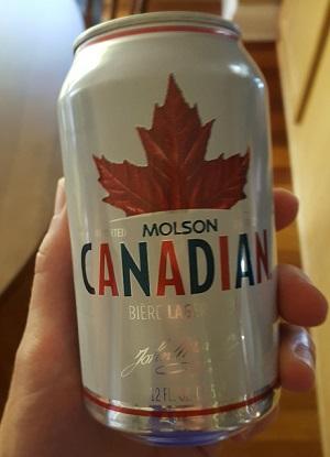 Molson biere