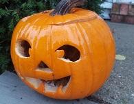 greedy pumpkin