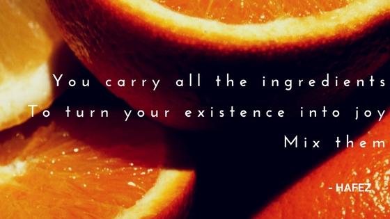Poet Hafez Quote