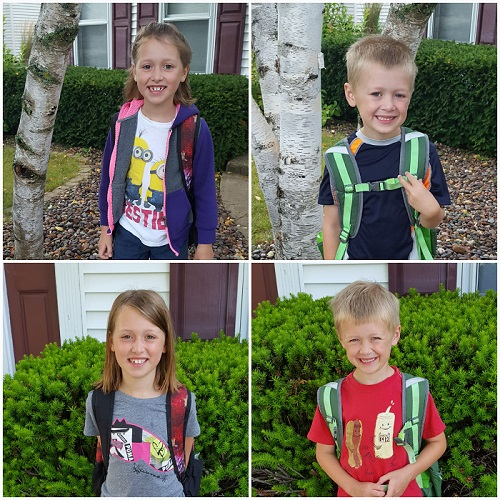 First and Last Day of School 2018