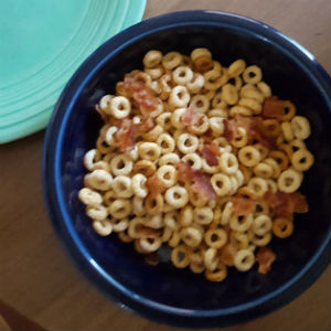 Bacon cereal