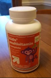 Kids' Multivitamin Bottle