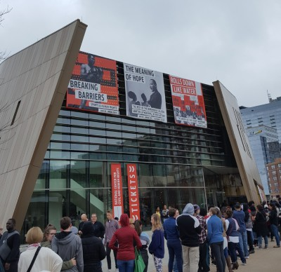 Civil and Human Rights Museum