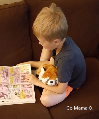 Reading to Red Panda 2019