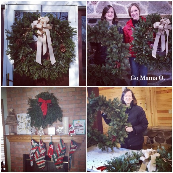 Wreath making 2019
