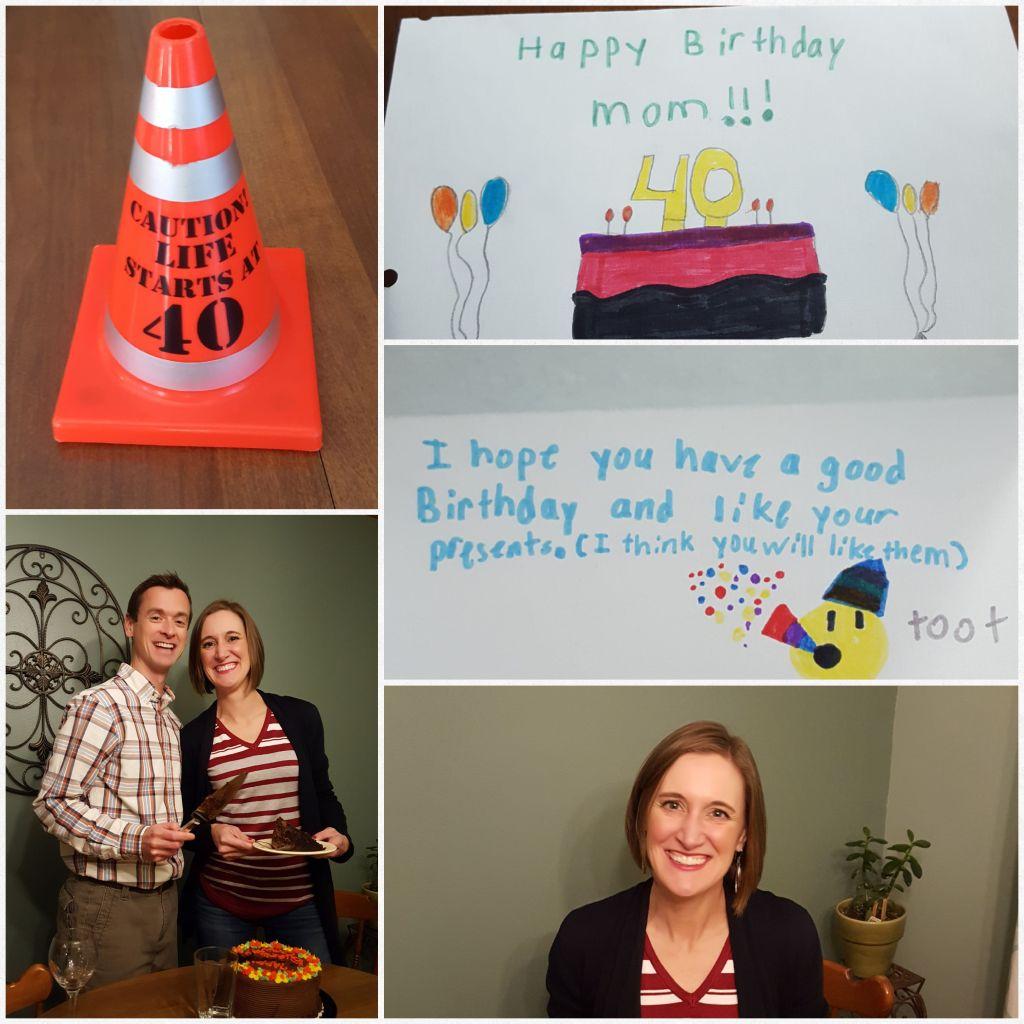 Mama O's birthday celebration in 2020
